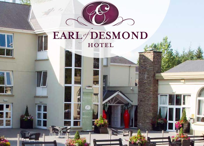 The Earl of Desmond Hotel